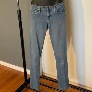 like new Forever 21 light blue denim jeans (6/$14)
